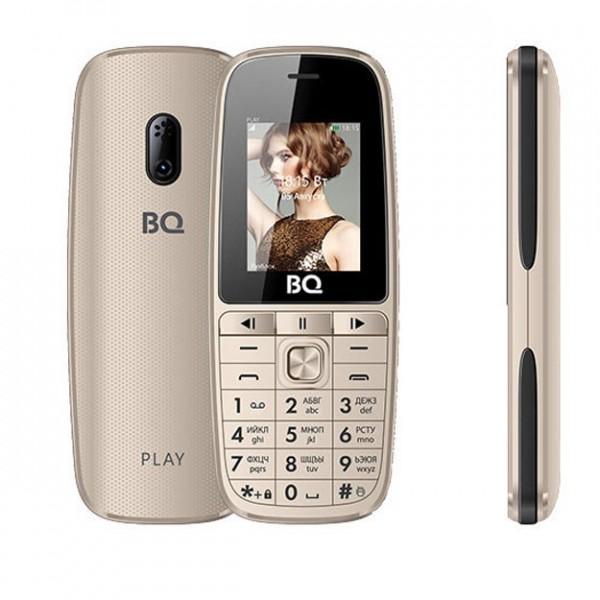 Мобильный телефон BQ BQM-1841 Play (gold)