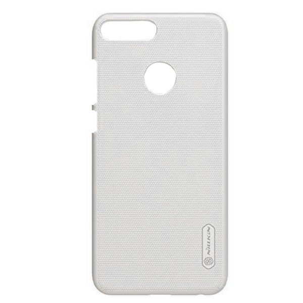Чехол бампер NILLKIN Super Frosted Shield для Huawei Honor 9 Lite (Gray)