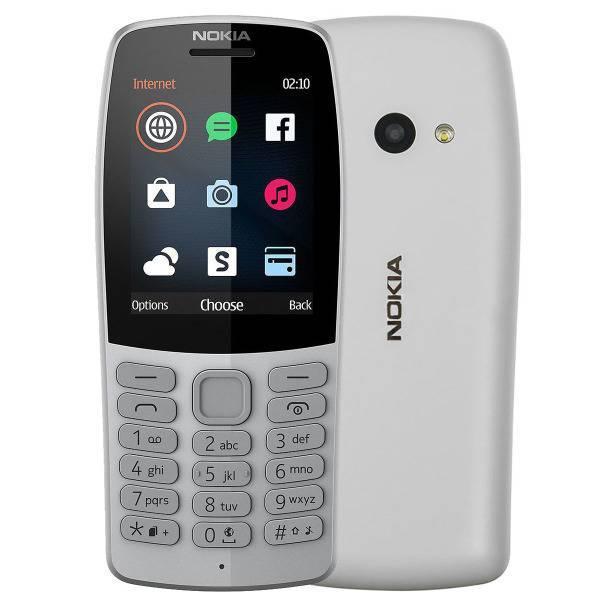 Мобильный телефон Nokia 210 DS Grey 1