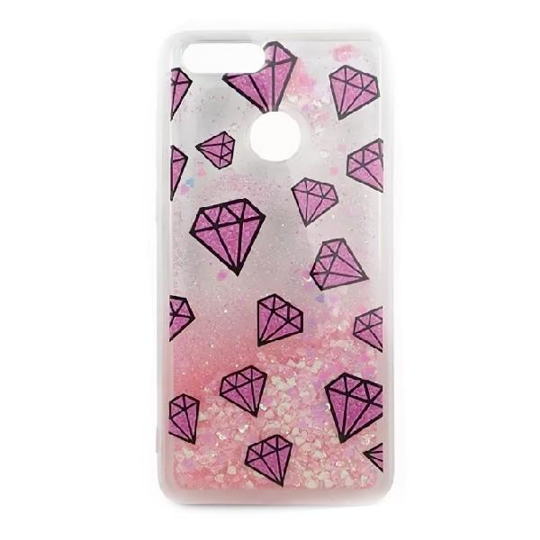 Чехол бампер Rich Pattern для Xiaomi Redmi 6 (Diamond)