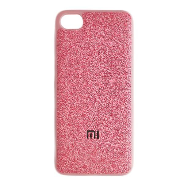 Чехол накладка Life Cloth Case для Xiaomi Redmi Go (Pink) 1