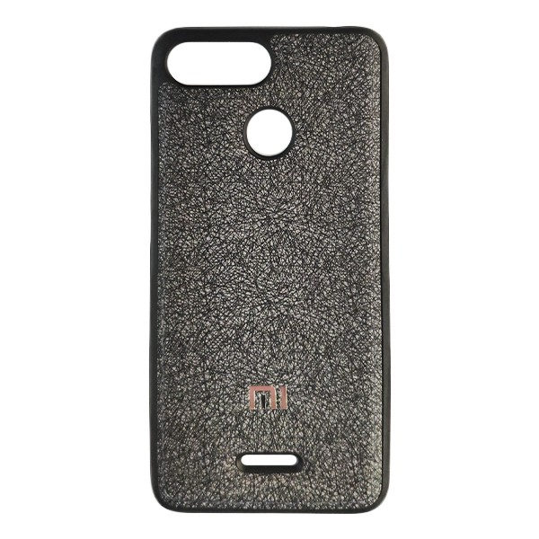 Чехол накладка Life Cloth Case для Xiaomi Redmi 6 (Gray) 1