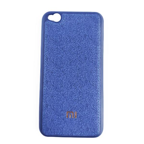 Чехол накладка Life Cloth Case для Xiaomi Redmi Go (Blue)