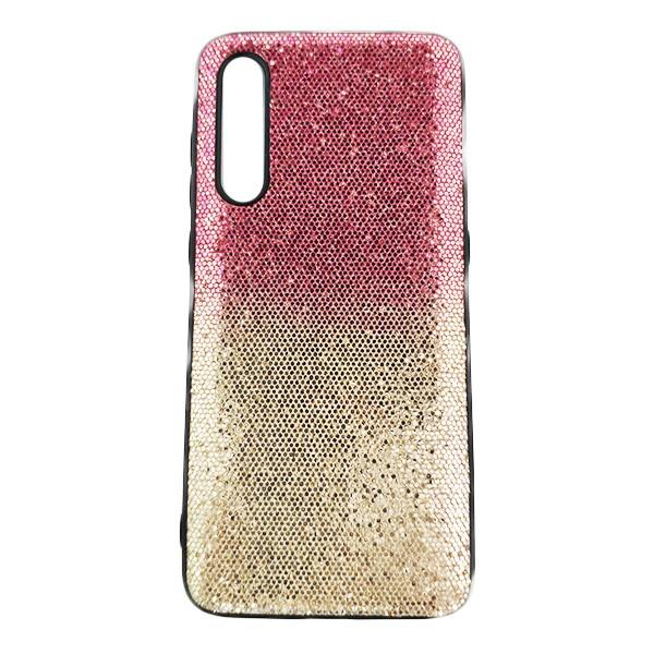 Чехол бампер Quicksand для Xiaomi Mi9 (Pink) 1