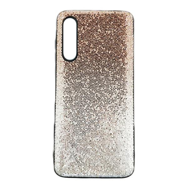 Чехол бампер Quicksand для Xiaomi Mi9 (Gold) 1