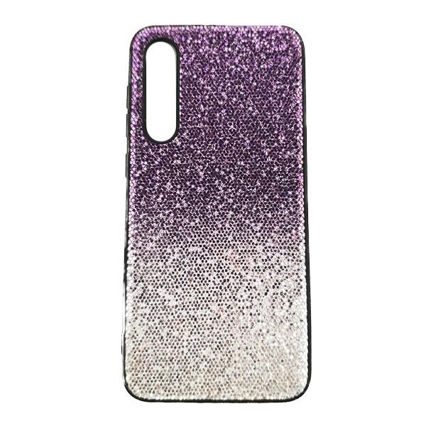Чехол бампер Quicksand для Xiaomi Mi9 (Purple) 1