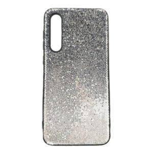 Чехол бампер Quicksand для Xiaomi Mi9 (Silver)