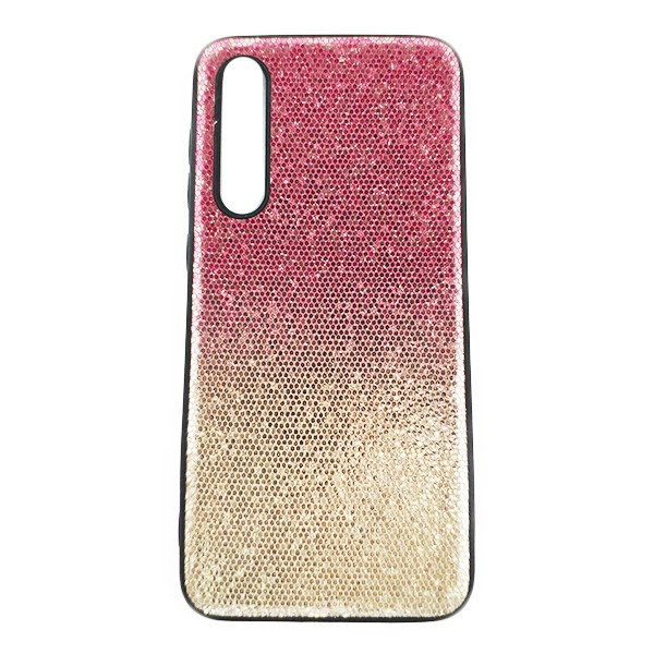 Чехол бампер Quicksand для Xiaomi Mi9 Se (Pink) 1