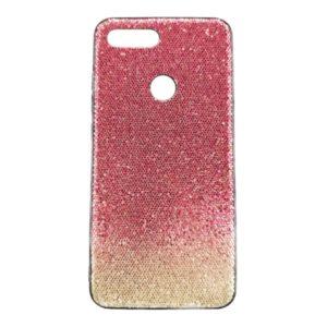 Чехол бампер Quicksand для Xiaomi Mi8 Lite (Pink)