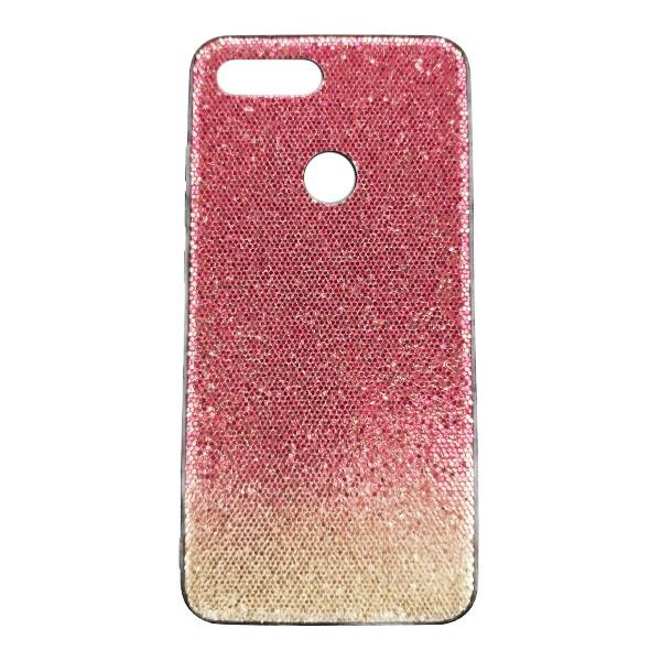 Чехол бампер Quicksand для Xiaomi Mi8 Lite (Pink) 1