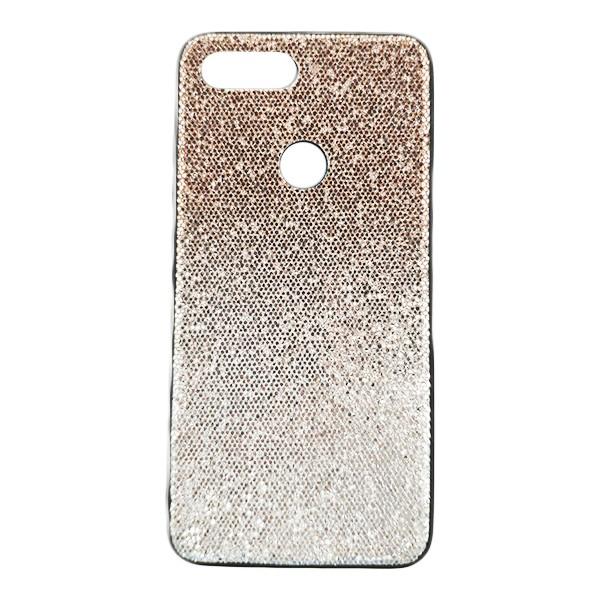 Чехол бампер Quicksand для Xiaomi Mi8 Lite (Gold)