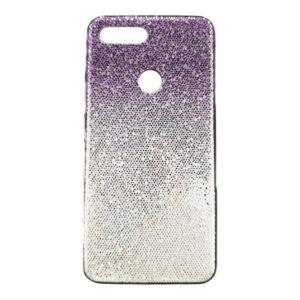 Чехол бампер Quicksand для Xiaomi Mi8 Lite (Purple)