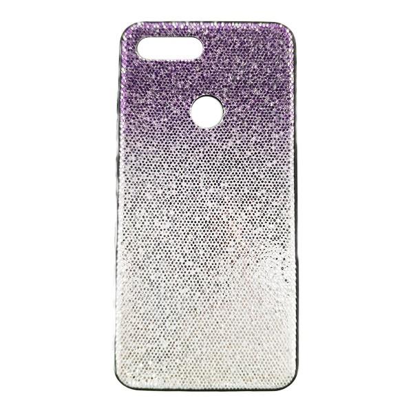 Чехол бампер Quicksand для Xiaomi Mi8 Lite (Purple) 1