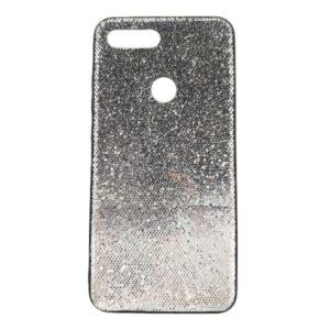 Чехол бампер Quicksand для Xiaomi Mi8 Lite (Silver)