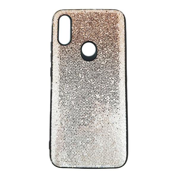 Чехол бампер Quicksand для Xiaomi Redmi 7 (Gold) 1