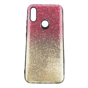 Чехол бампер Quicksand для Xiaomi Redmi 7 (Pink)