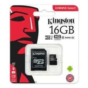 Карта памяти SanDisk MicroSD 16Gb Class 10 Ultra Android UHS-I (80 Mb/s) без адаптера
