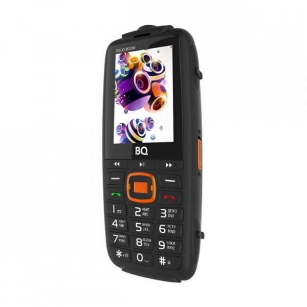Мобильный телефон BQ BQM-2825 Disco Boom (Black)