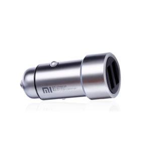 Автомобильное зарядное устройство Xiaomi Roidmi Metal Car Charger 2 USB 3,6A Silver (CDQ01RM)