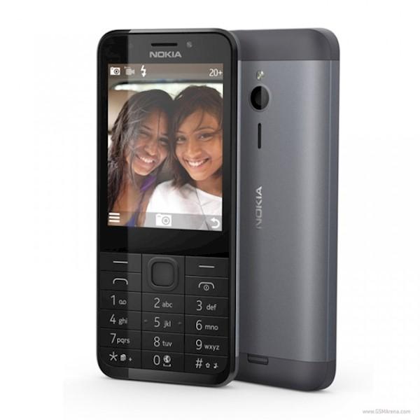 Мобильный телефон Nokia 230 DS Dark Silver 1