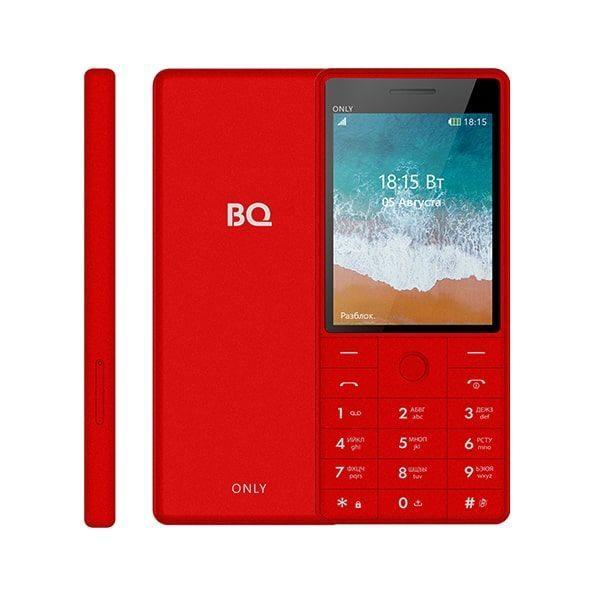 Мобильный телефон BQ BQM-2815 Only (red) 1