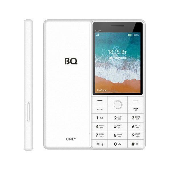 Мобильный телефон BQ BQM-2815 Only (white) 1