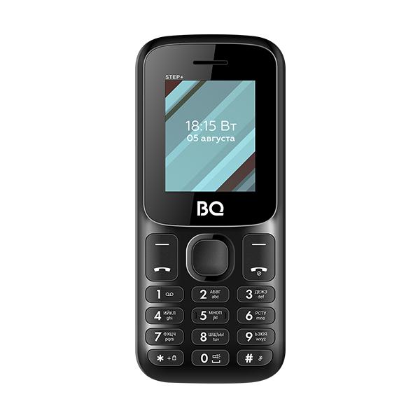 Мобильный телефон BQ BQM-1848 Step (black) 1