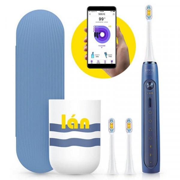 Электрическая зубная щетка Xiaomi Soocas X5 Blue