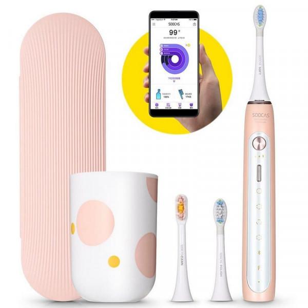 Электрическая зубная щетка Xiaomi Soocas X5 Pink 1