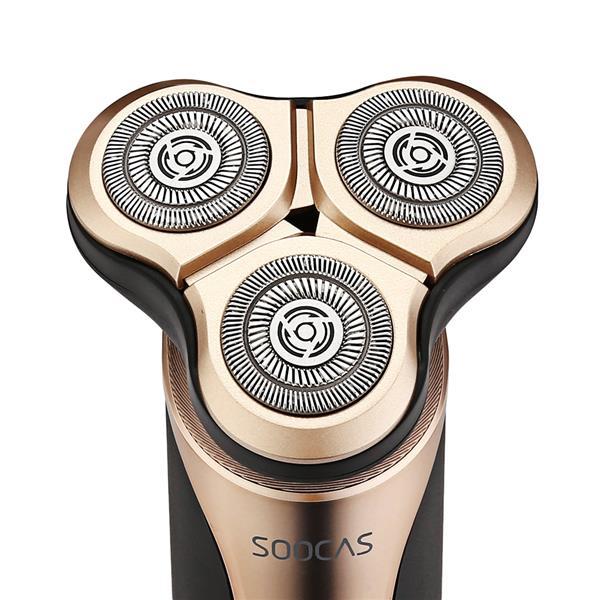 Электробритва Xiaomi SOOCAS Electric Shaver S3 Black/Gold