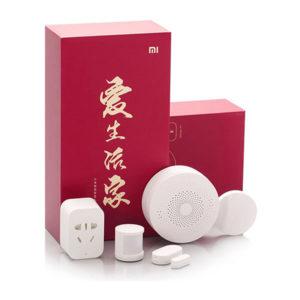 Комплект умного дома Xiaomi Smart Home Security Kit EU