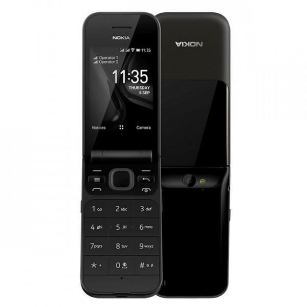 Мобильный телефон Nokia 2720 DS Black 1