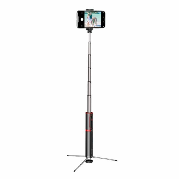 Монопод-трипод Baseus Fully Folding Selfie Stick SUDYZP-E01 Black