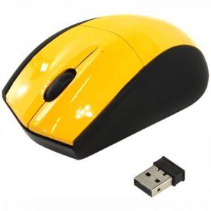 Мышь беспроводная Smart Buy 325AG (Yellow)