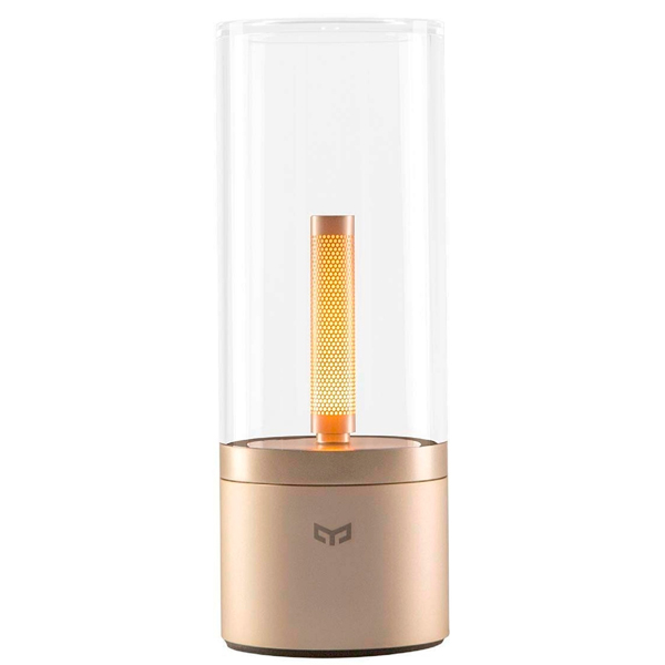 Ночник Xiaomi Yeelight Smart Atmosphere Candela Light Gold EU