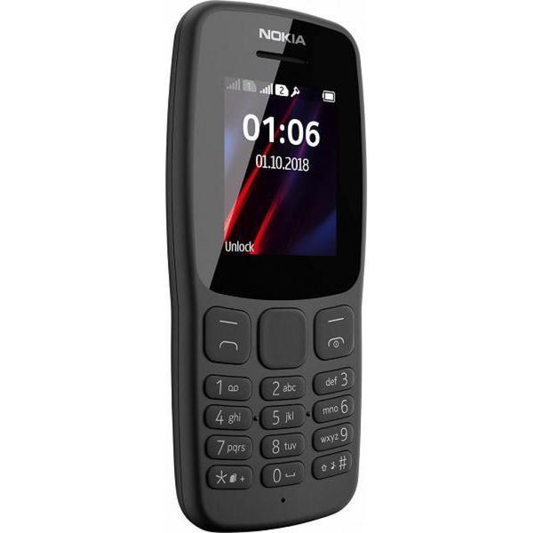 Мобильный телефон Nokia 106 DS NEW Grey 1