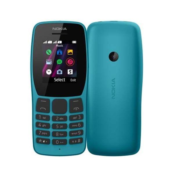 Мобильный телефон Nokia 110 DS 2019 Blue 1