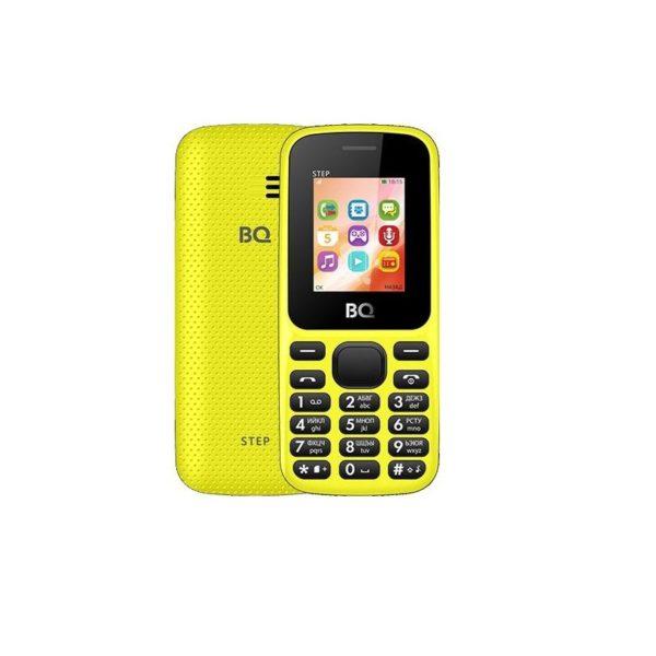 Мобильный телефон BQ BQM-1805 Step (yellow)