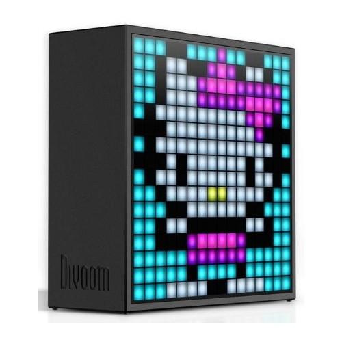 Портативная акустика с дисплеем Divoom Timebox Evo Portable Speaker Wireless Bluetooth Pixel Art 1
