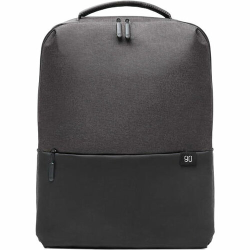 Рюкзак Xiaomi 90 Points Light Business Commuter Backpack (Dark Gray)
