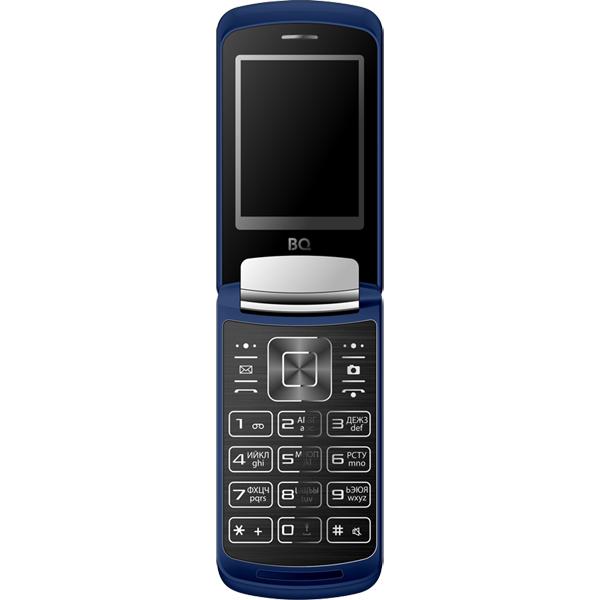 Мобильный телефон BQ BQM-2433 Dream DUO (dark/blue)