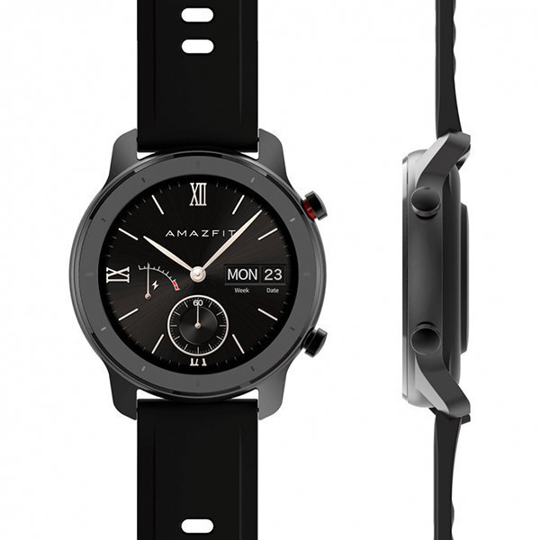 Умные часы Xiaomi Amazfit GTR 42mm Black EU (Global Version) 1
