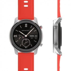 Умные часы Xiaomi Amazfit GTR 42mm Red EU (Global Version)