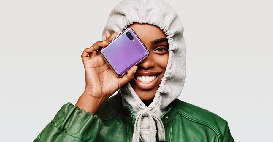 Смартфон Samsung Galaxy Z Flip 2