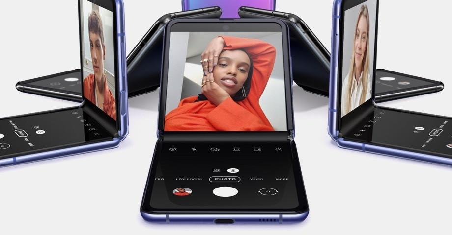 Смартфон Samsung Galaxy Z Flip 3
