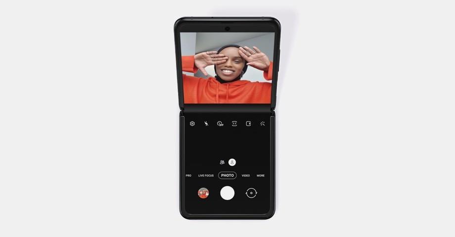 Смартфон Samsung Galaxy Z Flip 7