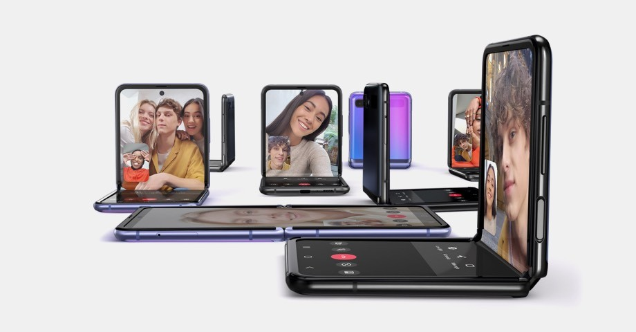 Смартфон Samsung Galaxy Z Flip 10