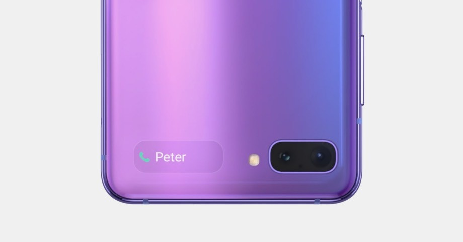 Смартфон Samsung Galaxy Z Flip 12