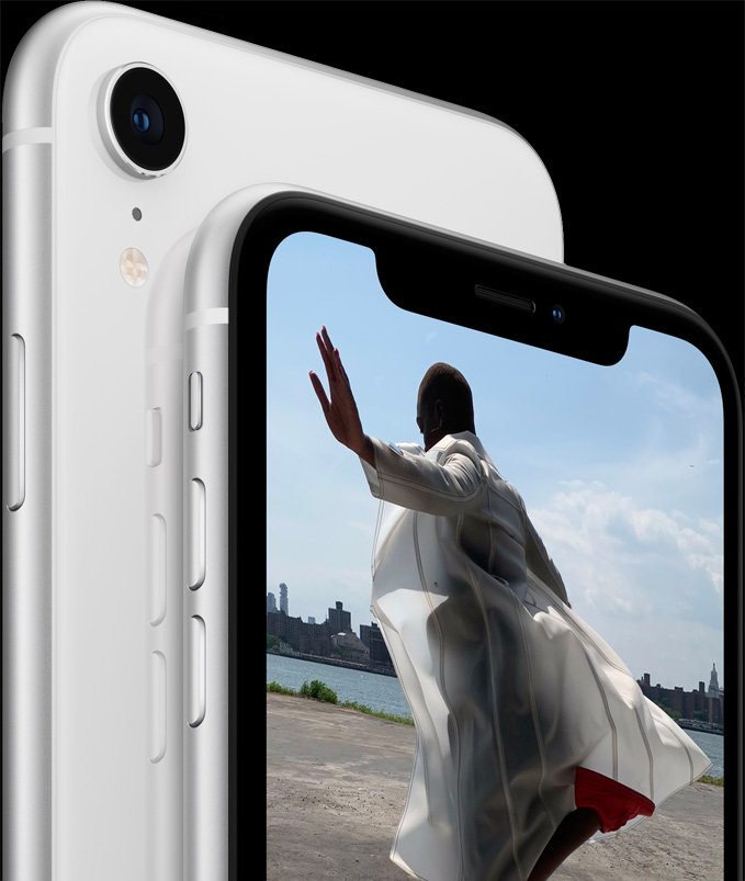 Смартфон iPhone XR 14