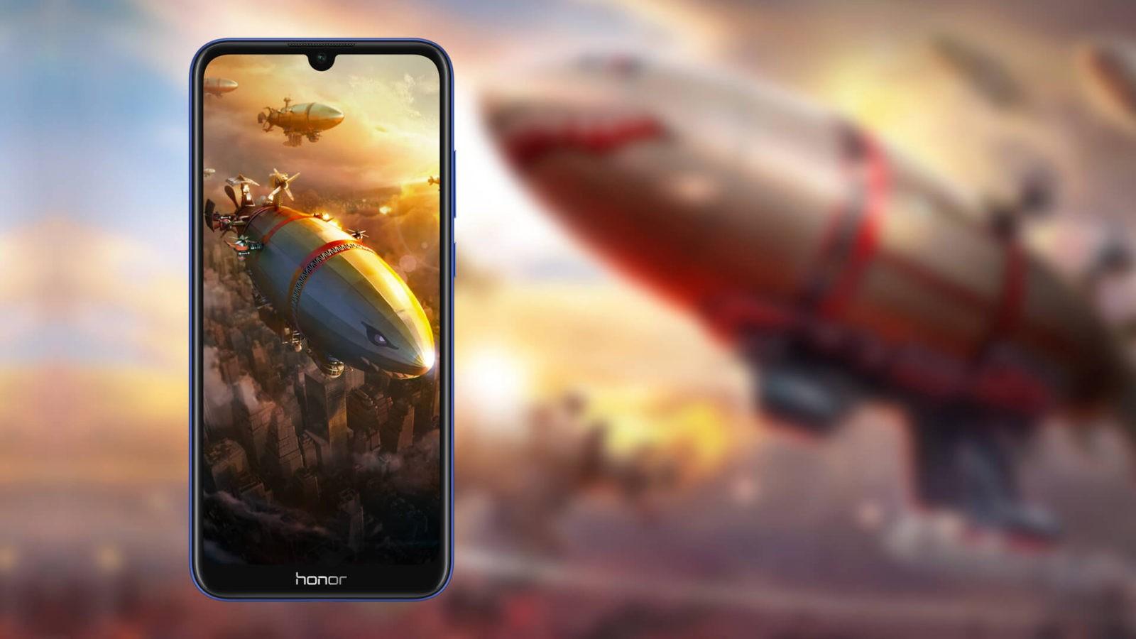Смартфон Honor 8A 5